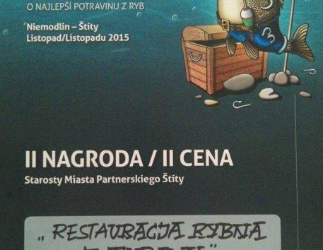Polsko Czeski konkurs kulinarny 2 miejsce